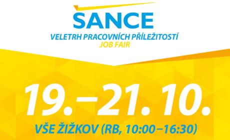 Visit Job Fair CHANCE /19.-21. 10./