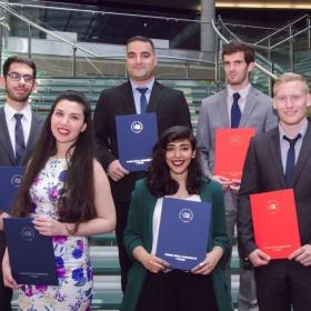 Graduation Ceremony – 12 October