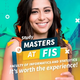Study Masters at FIS! Application deadline – 30/6/2019!