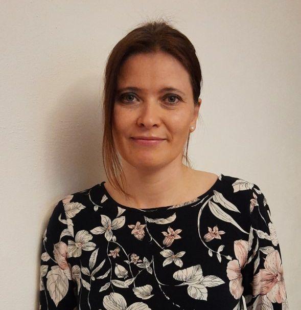 Veronika - your contact person at VŠE