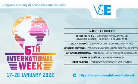 International Week 2022 – registrations are OPEN