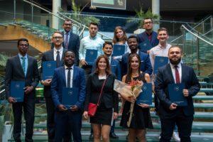 ISM, QEA and MOS graduates 2020
