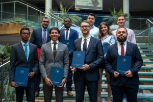 ISM graduates 2020