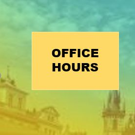 FIS Master Office – office hours for the end of June, July and August