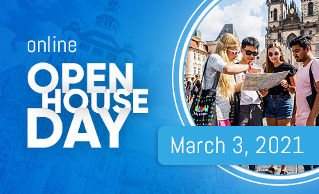 Did you miss Open House Day of International Degree Programmes? Watch it now