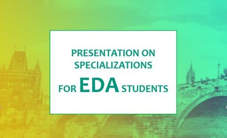 Presentation on DAM and MOS specializations – 26/10/2021