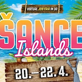 ŠANCE Islands – VŠE organizes the largest virtual job fair in the Czech Republic