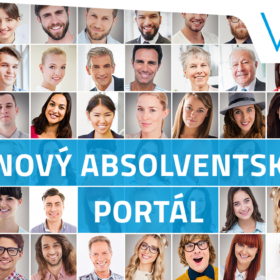 Představujeme Vám nový Absolventský portál VŠE!