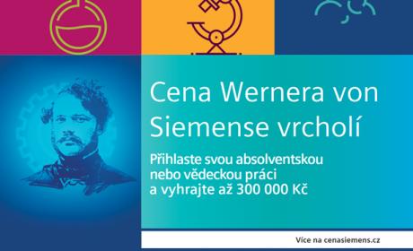 21. ročník Ceny Wernera von Siemense