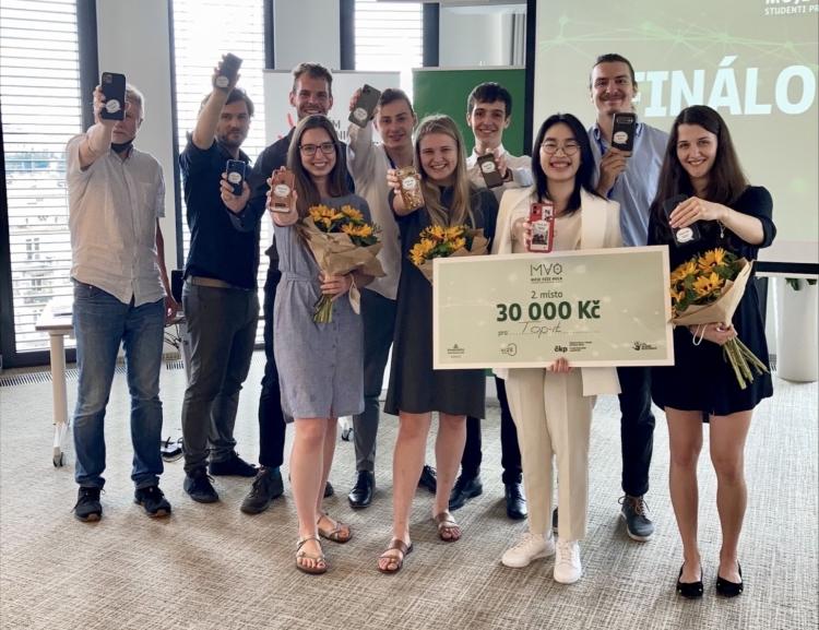 Studenti Multimédií se probojovali do finálového kola soutěže MojeVize0 a se svými kampaněmi obsadili všechny tři příčky na stupních vítězů