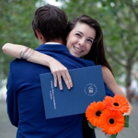 Promoce absolventů magisterského studia –5.11.2021