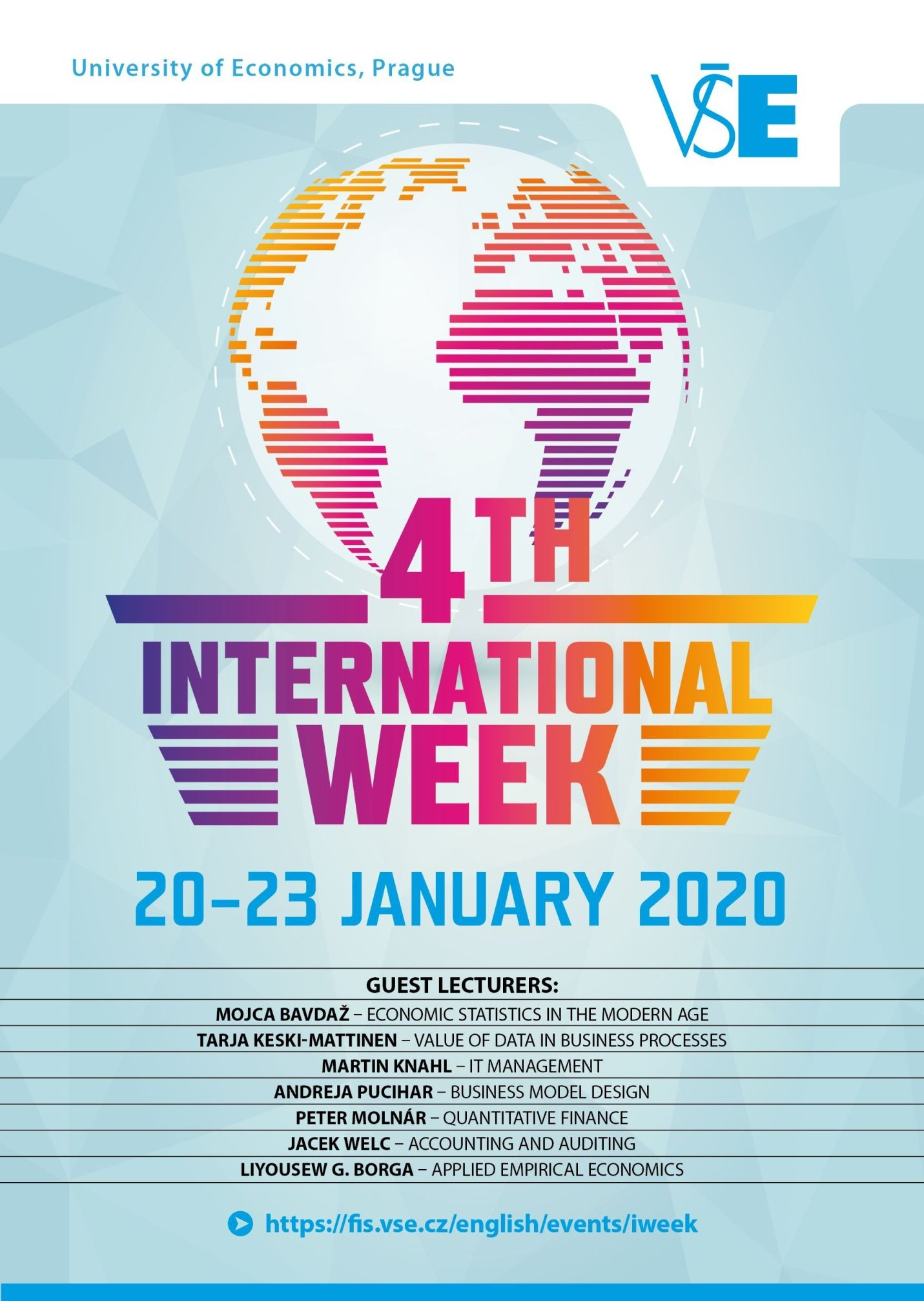 V těchto dnech probíhá International Week 2020