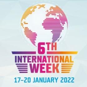 International Week 2022 – rezervuj si své místo včas