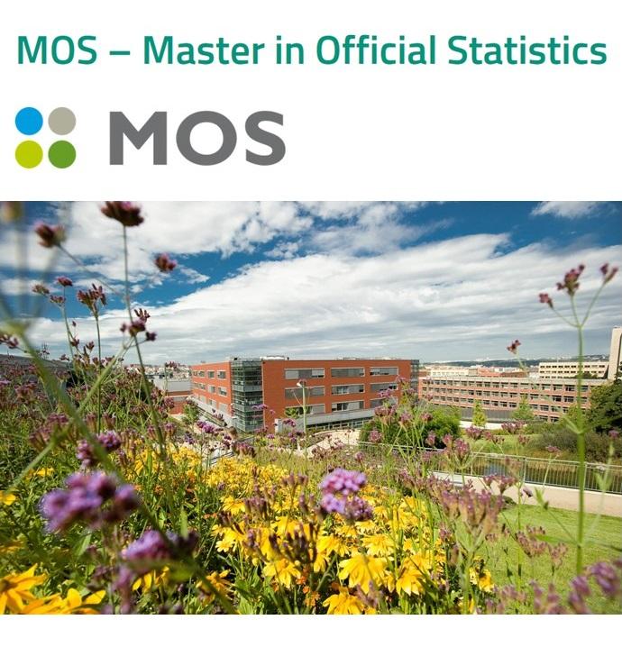 "Magisterský obor ""Official Statistics"" získal akreditaci ""European Master in Official Statistics"""