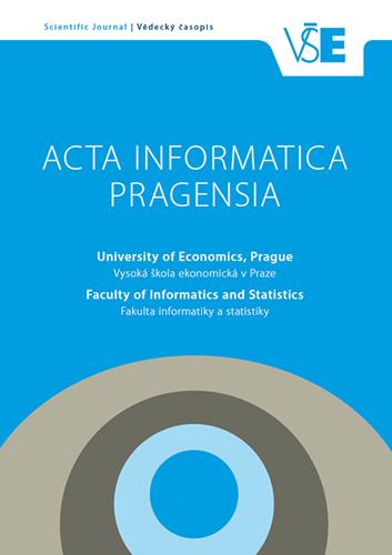Časopis Acta Informatica Pragensia je nově indexován ve Scopusu