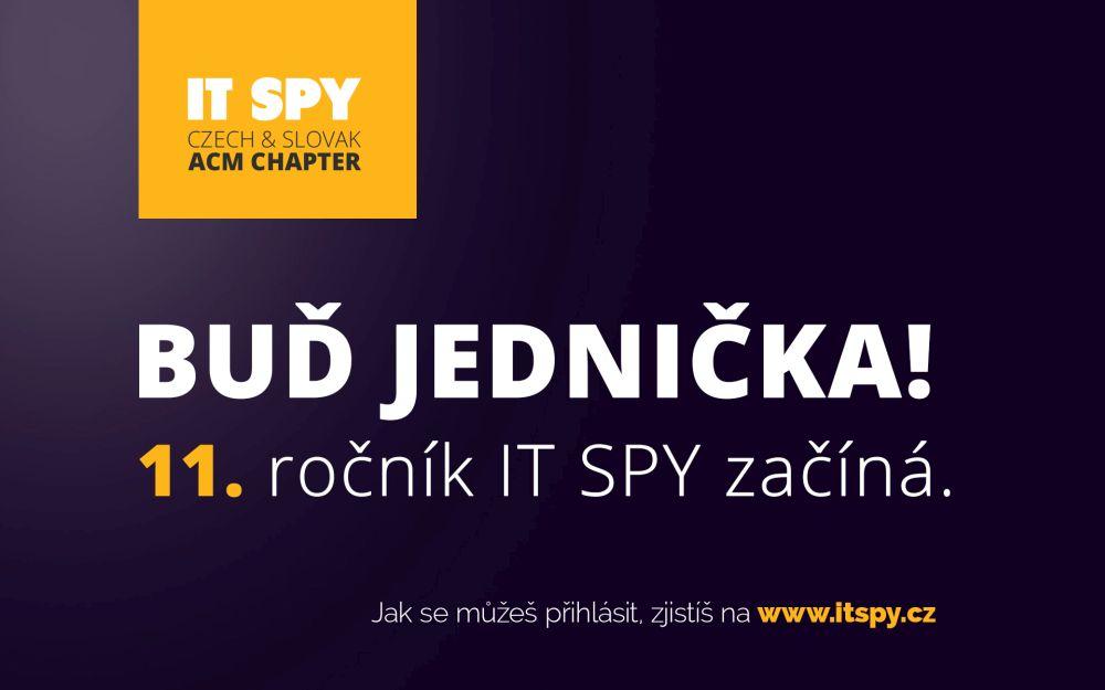 Soutěž IT SPY